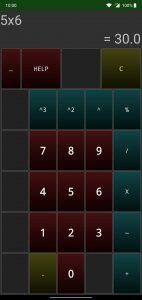 Adaptive Calc Calculator