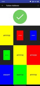 Addictive Colors Farbenspiel - Farben addieren
