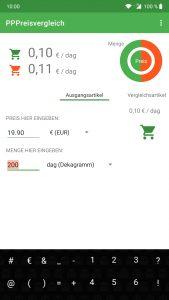 Preisvergleich App